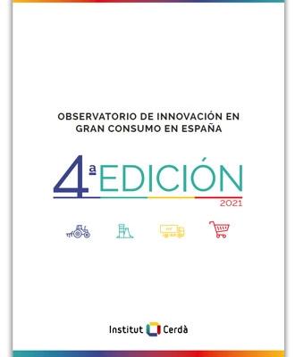 Informe del Observatorio de innovación en Gran consumo 2021